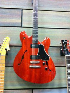 Fano guitars NAMM 2014