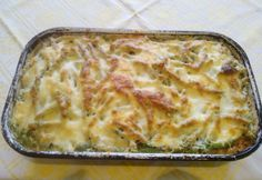 Lasagna, Mashed Potatoes, Macaroni And Cheese, Bacon, Ethnic Recipes, Food, Gastronomia, Whipped Potatoes, Mac And Cheese