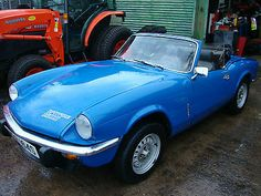 1978 Triumph Spitfire 1500 Convertible With Hard Top    - http://classiccarsunder1000.com/archives/37375