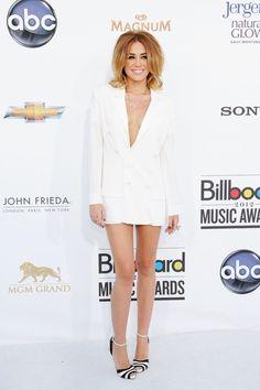 At the 2012 Billboard Music Awards by Jean Paul Gaultier.   - HarpersBAZAAR.com