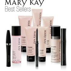 Mary Kay Best Sellers!!! Get yours today. www.marykay.com/lnguyen503 #marykay #skincare #cosmetics