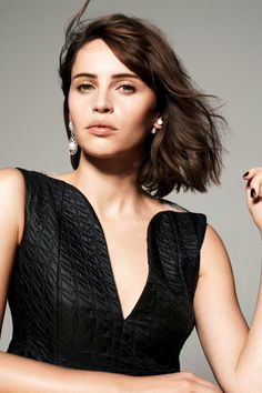 """Women We Love: Rogue One's Felicity Jones (28 Photos)  - If you're not familiar with """"Rogue One"""" star Felicity Jones, you're missing out on one of the top young actresses working today.  It's time to fix t..."""