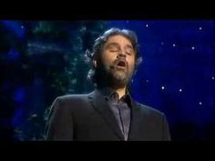 The Pearl Fishers Duet, one of the most beautiful duets in Opera..... Andrea Bocelli and Bryn Terfel at the Classical Brit Awards - Royal Albert Hall