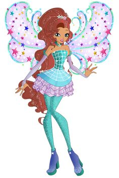 Complete collections of Cosmix transformations including Daphne. Now Musa is more cute than other winx. She look so cute and pretty in her cosmix style. [note- its just a fanpost not a claiming or owning thing] Art by amazing artist Winx-Rainbow-Love Winx Club, Fire Fairy, Disney Theory, Beautiful Fairies, Bloom, Sketch Inspiration, More Cute, Magical Girl, Magick