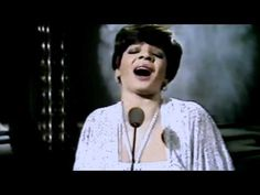 Shirley Bassey - What I Did For Love (1979) beautiful voice :)