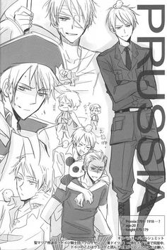 Hetalia - Prussia (AKA: MR. AWESOME)< this nickname actually made me smile....like alot