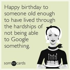 Happy Birthday E Card Elegant Funny Birthday Memes & Ecards someecards Free Funny Birthday Ecards, Sarcastic Birthday Wishes, Birthday Messages, Humor Birthday, Funny Birthday Greetings, Hilarious Birthday Meme, Funny Happy Birthday Quotes, Birthday Humorous, Messages