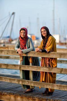 Masha Allah. Pretty picture. Pretty women.