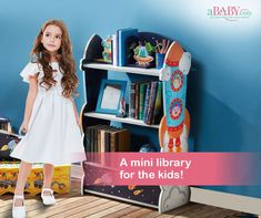 Create your #child's very own #library with aBaby's range of #nursery #bookcases and #bookshelves that are made keeping style and convenience in mind. View all our bookshelves on  #bookshelf #bookstagram #books #book #kids #toddler #kidroom #booklover #reading #read #booklove #bookcase #bookshelves #child #babyroom #babyboy #babygirl #kidsfurniture #kidsdecor #furniture #love Kids Room Bookshelves, Nursery Bookshelf, Bookcase Shelves, Bookcases, Mini Library, Product Offering, Our Baby, Kids Decor, Bookstagram