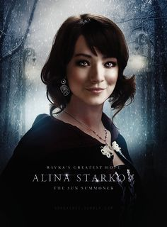 "asheathes: ""Alina Starkov Character Poster"""