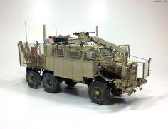 1/35 US Army Buffalo 6x6 MPCV