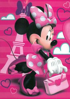 49 Ideas wallpaper iphone disney pink minnie mouse for 2019 Mickey Mouse E Amigos, Mickey E Minnie Mouse, Pink Minnie, Mickey Mouse And Friends, Disney Mickey, Disney Art, Disney Mouse, Disney Ideas, Wallpaper Do Mickey Mouse