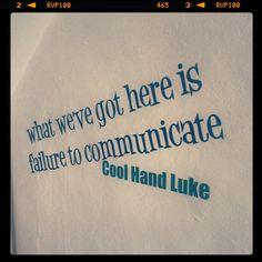 Cool Hand Luke. Museum.