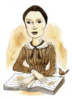 Emily Dickinson, by Mark Weber