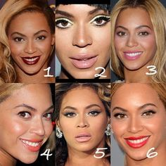 Cool to see how it can change your look drastically but still be you and beautiful
