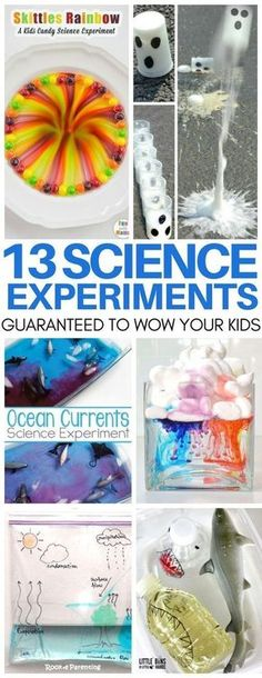 You MUST try these amazing kids science experiments! They are so cheap and easy to do but your kids will seriously think they are magic. #scienceexperiments #stem