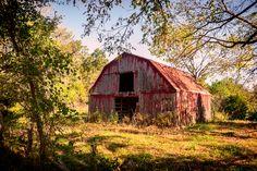 Buffalo River Barn