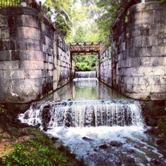 Sidecut Metropark Maumee OHIO Ohio Toledo Cincinnati Happy Trails