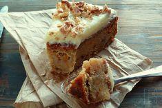 Carrot cake à la patate douce et aux noix by emilieandlea3, via Flickr
