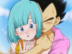 Dragon ball z - Vegeta & Bulma Dragon Ball Z Shirt, Dragon Ball Gt, Akira, Mahal Kita, Manga Dragon, Dbz Vegeta, Fanart, Kawaii, Anime Love