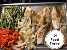 . If you like fish then you will love this recipe.  30 minutes meal.