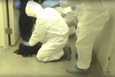 Video of Natasha McKenna, who was mentally ill and died after resisting deputies, was released.
