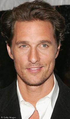 50 Most Handsome Men ...Matthew McConaughey!!!!!!!!!!!!!!!!!!!!! <3<3<3<3<3<3<3<3<3