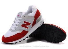 Top New Balance 577 Berlin Wall Pack - Red Outlet The new style New Balance  577