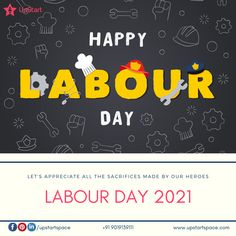 May day is the day to salute the hard work and dedication of strong willed souls around us... Wishing them a very Blessed May Day ⠀ #MayDay2021 #WorkersRights #India #StayHomeStaySafe #Coworking #CoworkingSpace #CoworkingLife #CoworkingCommunity #CoworkingOffice #ShareWorkingSpace #WorkingTogether #CoworkingStyle #HappyWorking #GreatWorkingSpace #CoworkingConcepts #UpStart #UpStartCoworkingSpace #UpStartCoworkingSpaceBengaluru Workers Rights, Labour Day, May Days, Hard Work And Dedication, Coworking Space, Wish, Blessed, Strong, India