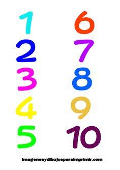 memorama de numeros para niños para imprimir-Imagenes y dibujos para imprimir