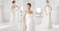 Novia Art Andrea Wedding Dresses, Collection, Fashion, Blue Nails, Lent, Bride Dresses, Moda, Bridal Gowns, Fashion Styles