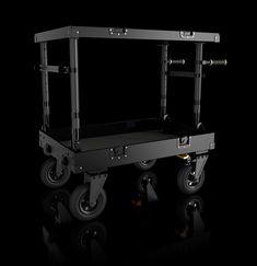 Inovativ Scout – Not Your Father's Production Cart! Photography Studio Setup, Photography Business, Life Photography, Camp Kitchen Box, Garage Furniture, Dj Setup, Studio Equipment, Metal Shop, Film Studio