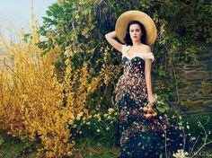 Katy Perry, por Annie Leibovitz