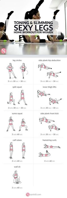 Lose Fat Belly Fast - Get lean and strong with this sexy legs workout. Do This One Unusual 10-Minute Trick Before Work To Melt Away 15+ Pounds of Belly Fat