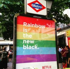 Netflix, Broadway Shows, Pride, Rainbow, Happy, Rain Bow, Rainbows