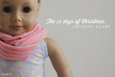 infinity scarf diy - get the instructions for this cozy creation on our blog!
