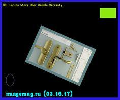 Hot Larson Storm Door Handle Warranty - The Best Image Search  sc 1 st  Pinterest & Small Larson Storm Door Handle Hits Deadbolt - The Best Image ... pezcame.com
