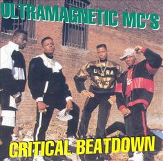 Critical Beatdown - Ultramagnetic MC's | Songs, Reviews, Credits, Awards | AllMusic