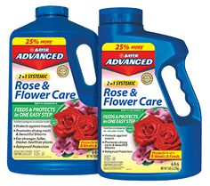 2-In-1 Systemic Rose & Flower Care | Bayer Advanced