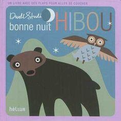 """livre """"Bonne nuit hibou"""" #dodo #histoiredusoir"""
