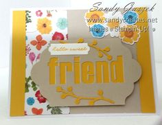 Paper Pumpkin-Feb Wishes Paper Pumpkin, Wild Flowers, Wish, Stampin Up, Card Ideas, February, Cards, Wildflowers, Stamping Up