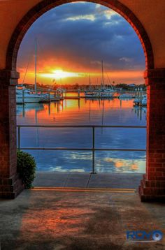 (4) St. Augustine Dawn: by Ronald Varley on Google+ -