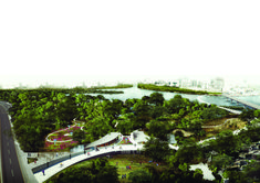 Gallery of Winners Revealed in Competition to Redesign Mumbai's Maharashtra Nature Park - 8