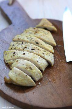 Baked Lemon & Thyme Chicken recipe-Dinner #freezercooking #glutenfree #dairyfree