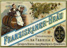 Cervejaria Brahma - Cerveja Franziskaner-Brau