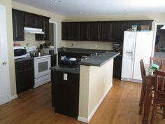 Black Kitchen Cabinets With White Appliances grey kitchen cabinets with white appliances b9k7tv7t | kitchen