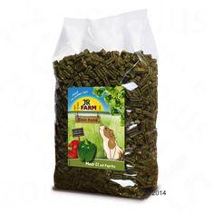 Animalerie  JR Farm Meer C! aux poivrons pour cochon dInde  3 x 25 kg