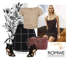"""romwe (3) 2"" by aida-1999 ❤ liked on Polyvore featuring Pennyblack, WithChic and Alice + Olivia"