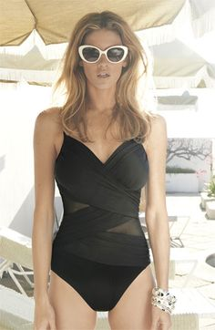 04f83817d20a4 180 Best Style  1-piece Bathing Suits that Don t Make You Look Like ...