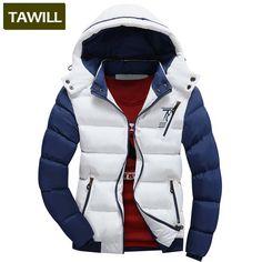 $38.00 (Buy here: https://alitems.com/g/1e8d114494ebda23ff8b16525dc3e8/?i=5&ulp=https%3A%2F%2Fwww.aliexpress.com%2Fitem%2FNew-2015-Winter-Jacket-Men-Warm-Down-Jacket-Casual-Parka-Men-padded-Winter-Jacket-Casual-Handsome%2F32559153120.html ) TAWILL Brand New Fashion 2016 Winter Jacket Men Warm Casual Parka Men padded Winter Jacket Casual Handsome Winter Coat 78 for just $38.00